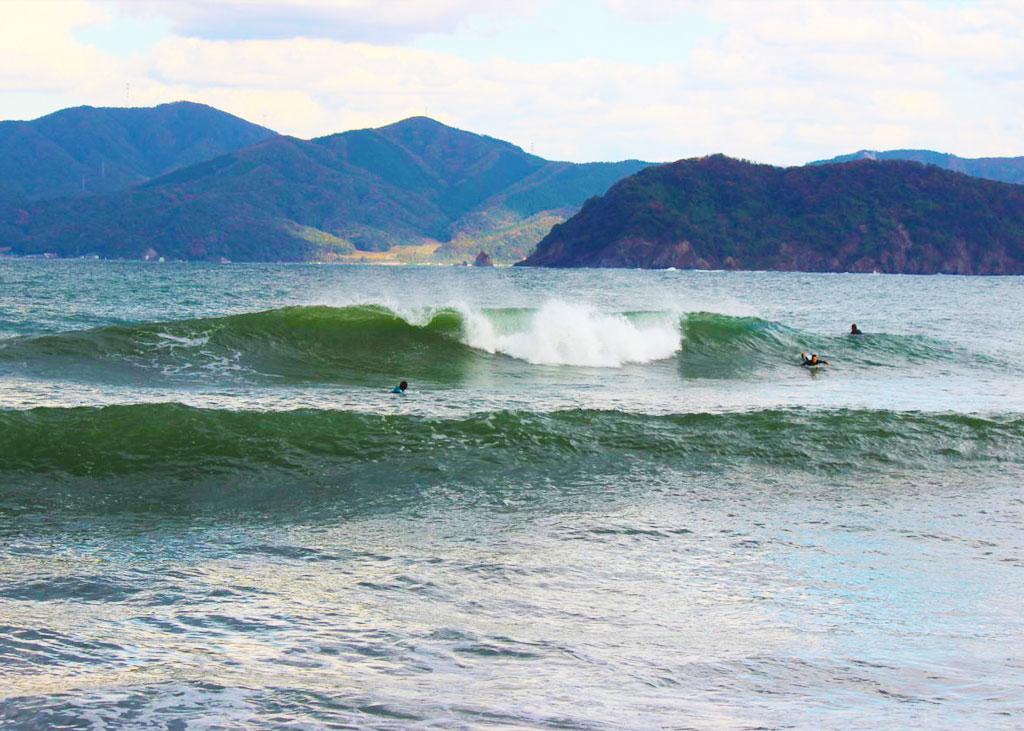 Japan Sea 日本海
