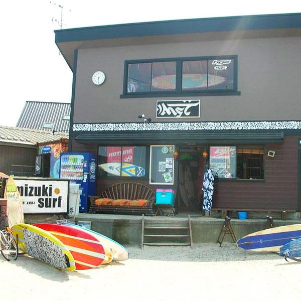 MIZUKI SURF 水木サーフ