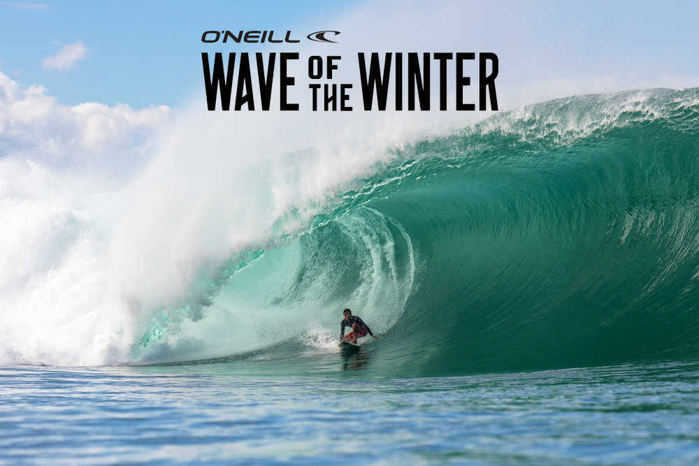O'Neill Wave of the Winter Winner – Keito Matsuoka