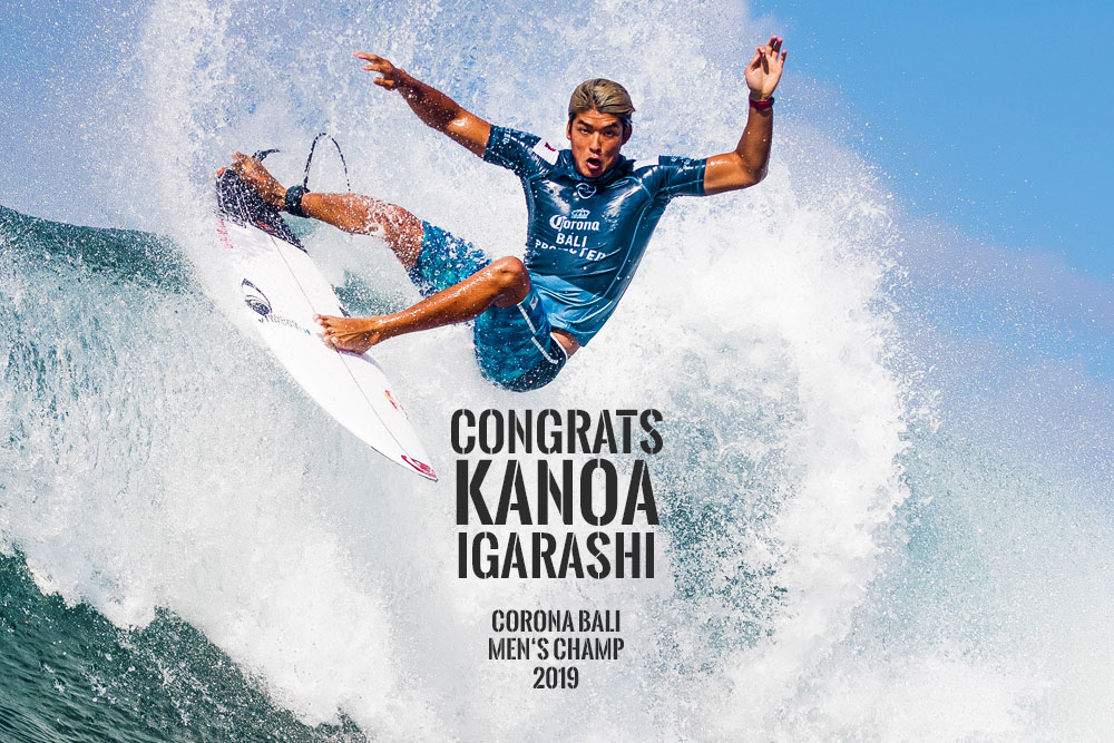 Kanoa Igarashi wins first CT event – first for Japan